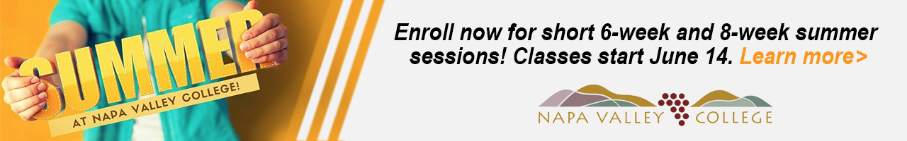 Sign up now for NVC's summer semester.
