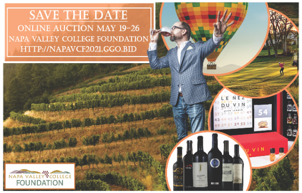 Napa Valley College Foundation Wine Auction